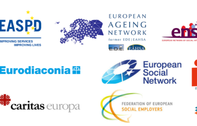 Press Release Social Services to Member States: invest in the social recovery too