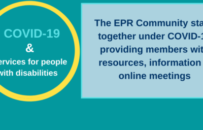 EPR Community and COVID-19