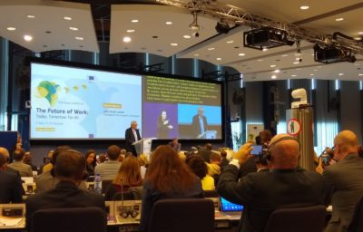 The Future of Work: EU High-Level Conference