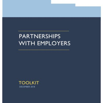 EPR Toolkit on Partnerships with Employers