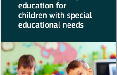New Policy Memo: Access to Quality Education for Children with Special Education Needs