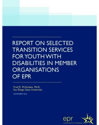 Report on transition services