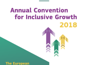 EPR engages in Annual Convention for Inclusive Growth 2018 conference