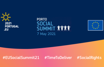 Porto Social Summit: All partners have signed up to the headline targets set in the European Pillar of Social Rights Action Plan
